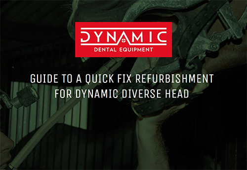 GUIDE TO A QUICK FIX REFURBISHMENT FOR DYNAMIC DIVERSE HEAD