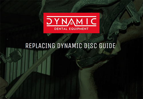 REPLACING DYNAMIC DISC GUIDE