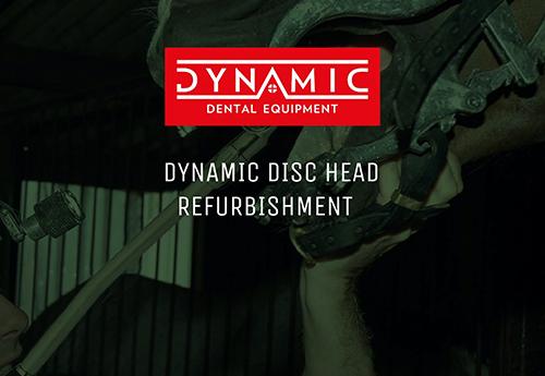 DYNAMIC Disc Head Refurbishment