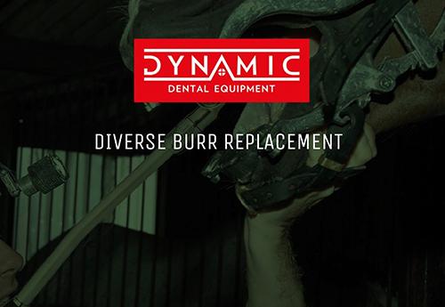 Diverse Burr Replacement
