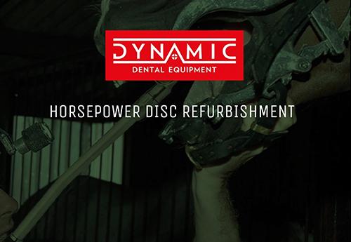 Horsepower Disc Refurbishment