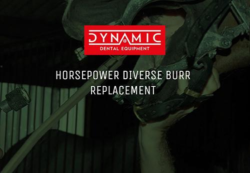 Horsepower Diverse Burr Replacement
