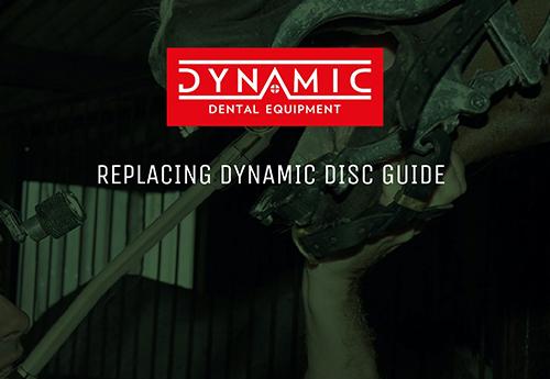 Replacing Dynamic Disc Guide