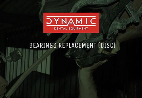 BEARING REPLACEMENT Disc